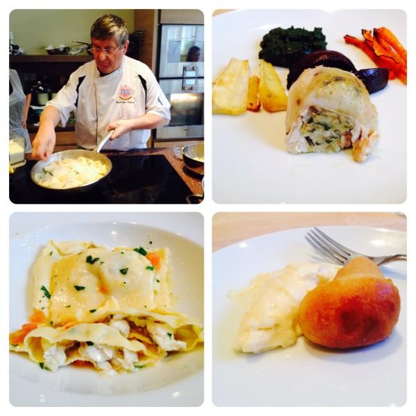 La Cucina Caldesi: 3 Course Italian