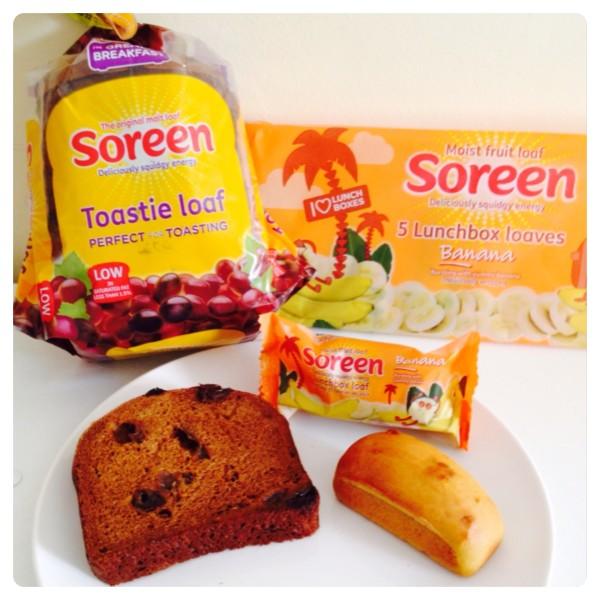 Malt Loaf by Soreen