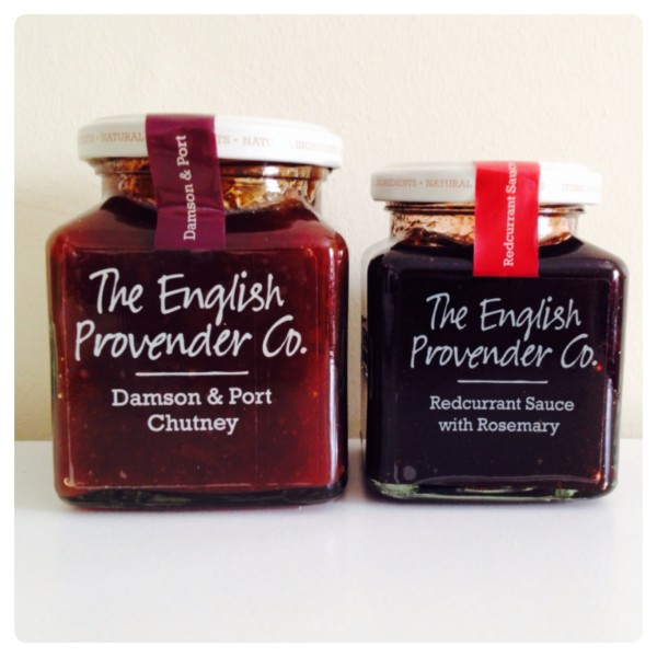 Chutney and Sauce by English Provender Company