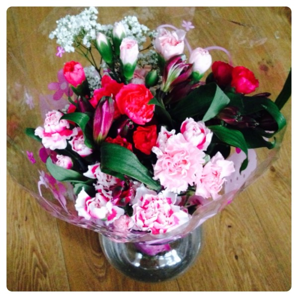 Mother's Day Sweet Pink Bouquet by Bunches