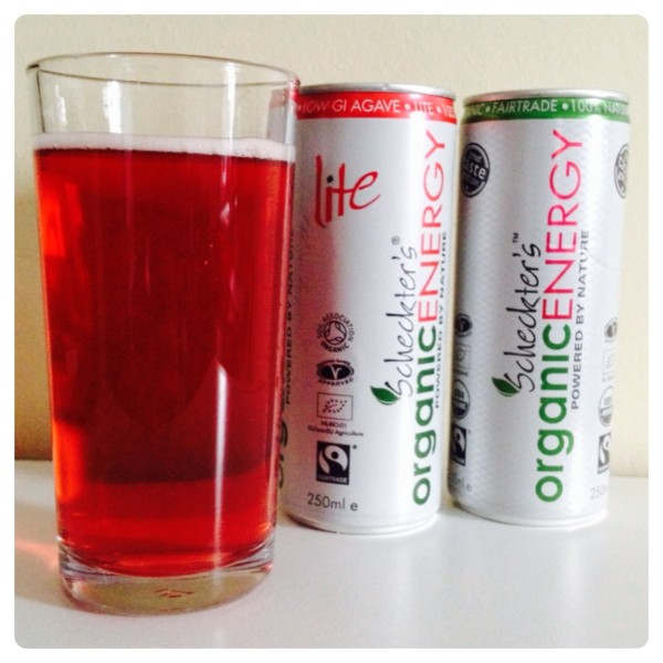 Organic Energy Drink by Scheckter