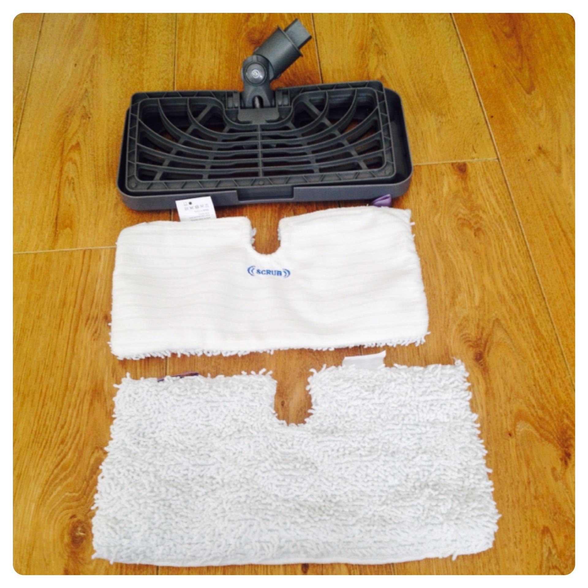 Shark Deluxe Steam Pocket Mop Carpet Glider Carpet