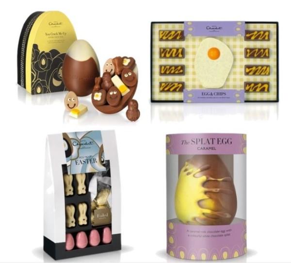 Hotel Chocolat Easter Range