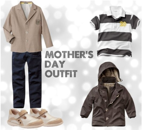 Vertbaudet Mother's Day Outfit