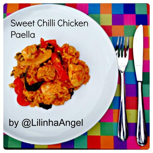 Sweet Chilli Chicken Paella Recipe