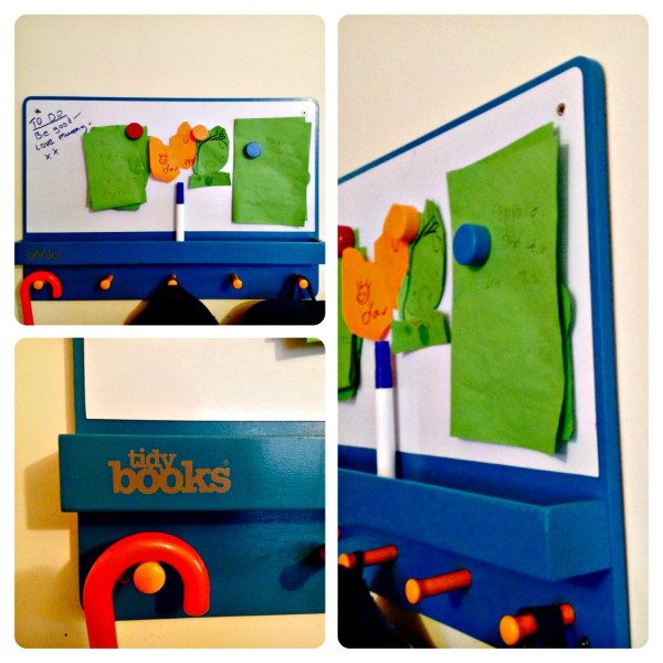 Tidy Books Family Organiser and Notice Board