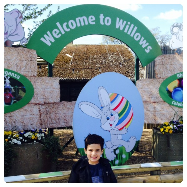 Easter Egg Hunt at Willows Farm Village