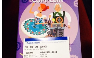 National Ballet Kids Theatre Show - My First Ballet: Coppelia