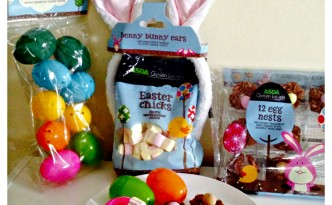 Easter Treats at Asda