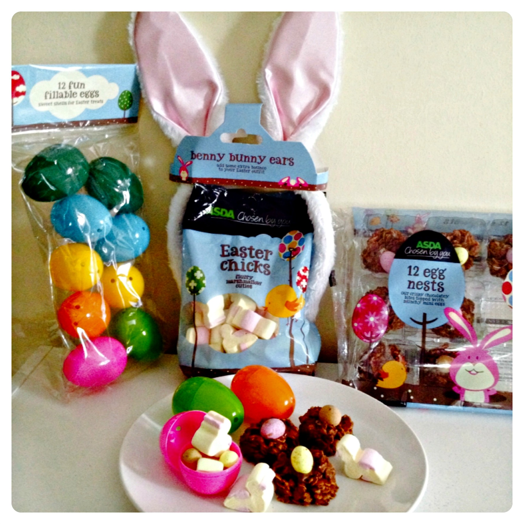 Easter treats and crafts by asda lilinha angels world uk food easter treats at asda negle Images