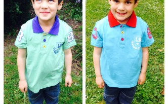 Ladybird Boys Polo Shirts with Ladybird Boys Arc Fit Jeans