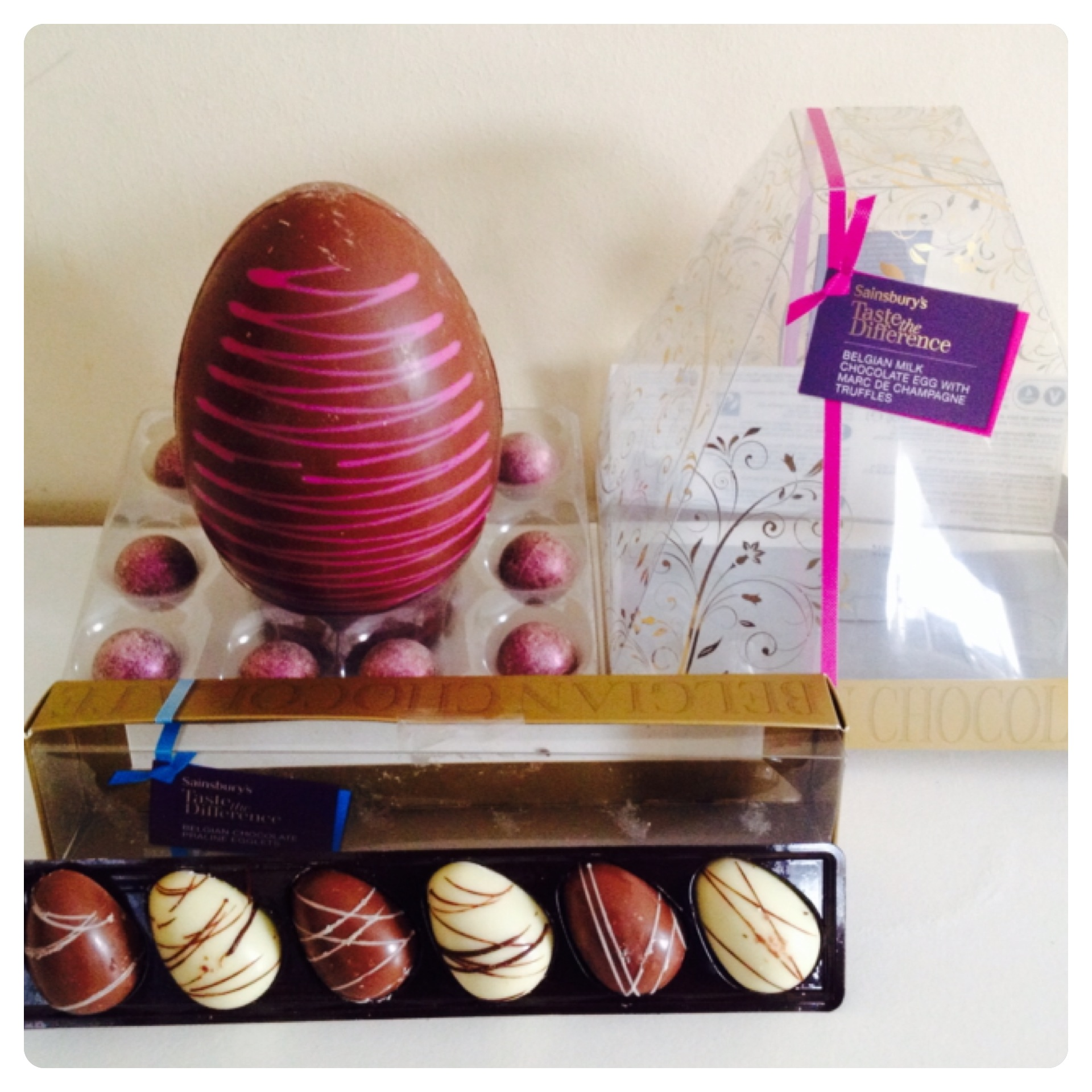 Easter gift guide easter eggs sweet treats and alternative gifts sainsburys taste the difference easter eggs negle Choice Image