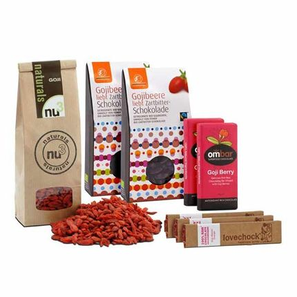 Goji Pack for Sweet Tooth
