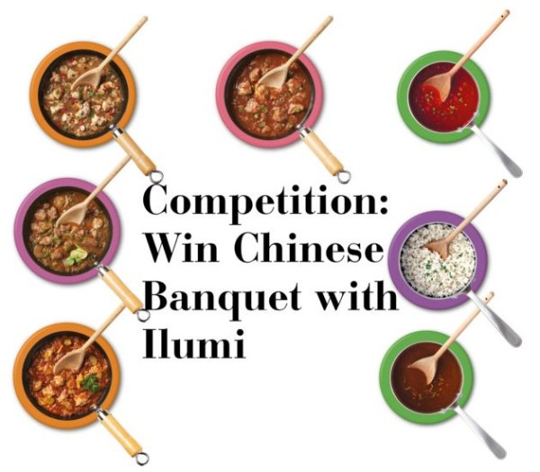 Ilumi Chinese Baquet Competition