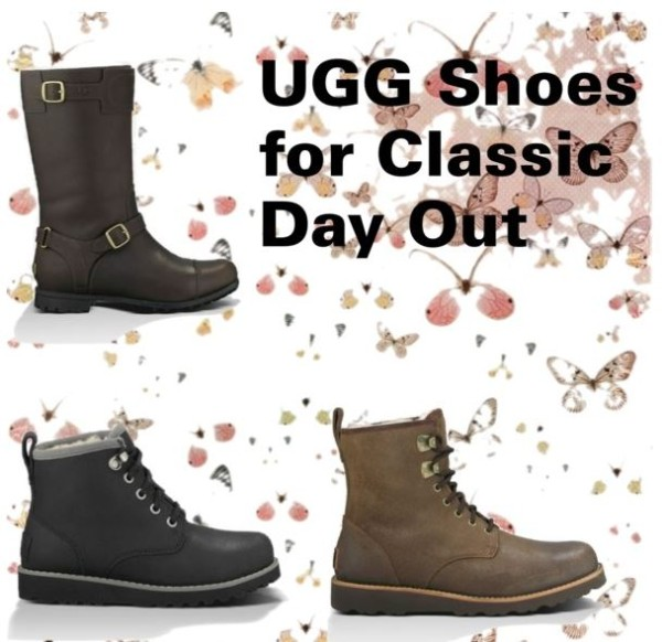 UGG Shoes for Classic Day Out