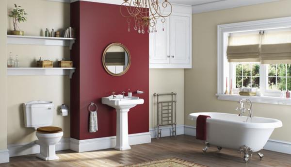 Victoria Plum - Winchester Bathroom Suite