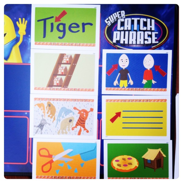 Catch Phrase TV Board Game by Drumond Park
