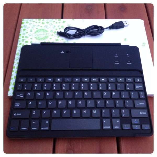 Photobox iPad Keyboard Case