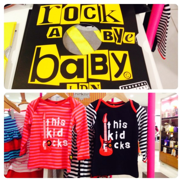 Rockabye-Baby Kids Clothing Range