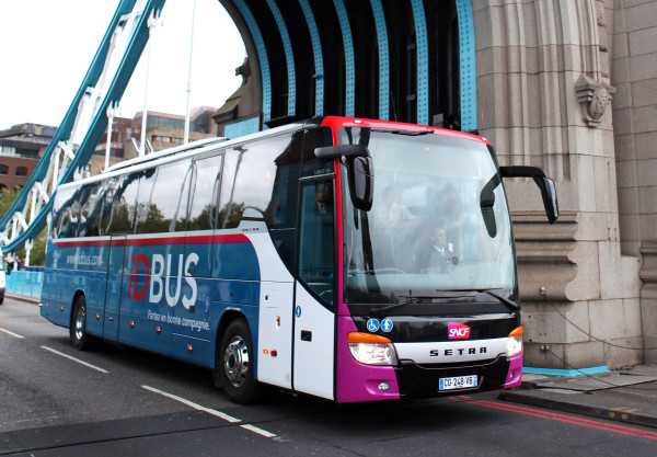 iDBUS London-Paris