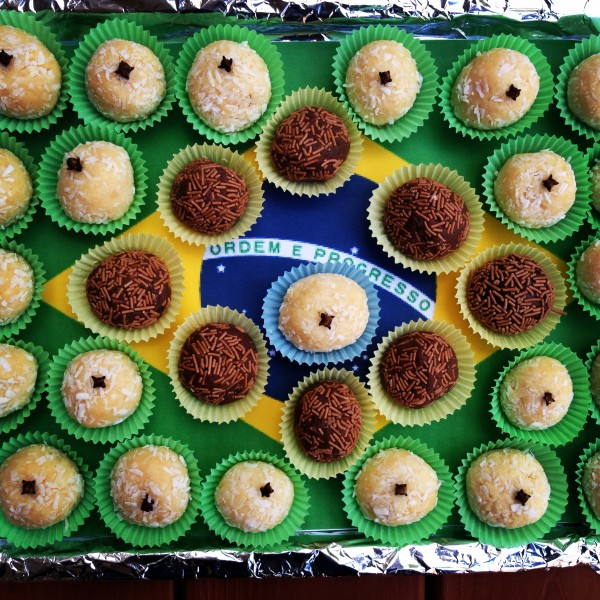 Traditional Brazilian Party Sweets