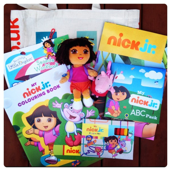 Nick Jr Goodie Bag