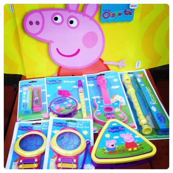 Peppa Pig's Oinkestra Pack