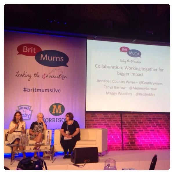 Britmums Live 2014: Collaboration Session