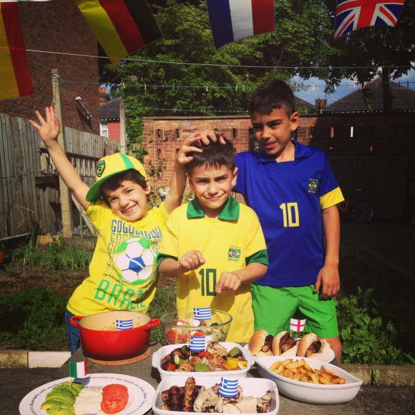 Pre-World Cup 2014 Party