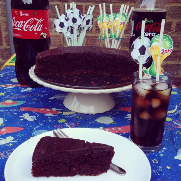 Chocolate Coca-Cola Cake Recipe