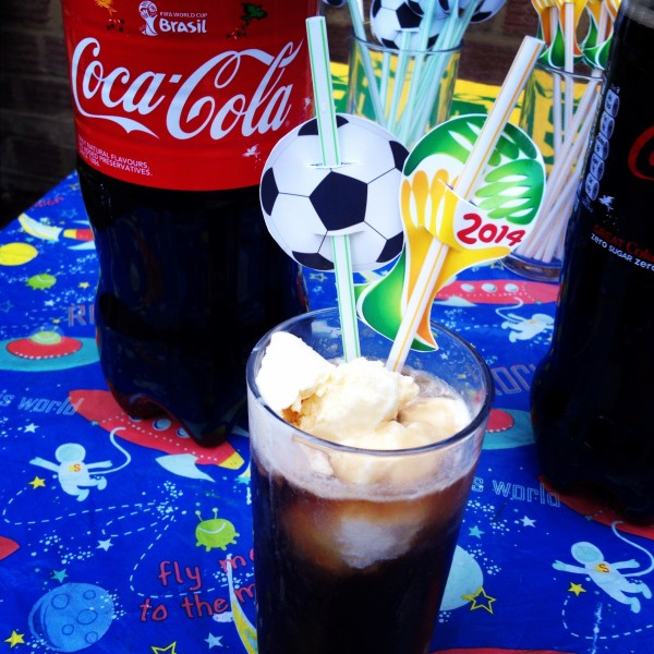 Ice Cream Coca-Cola Float