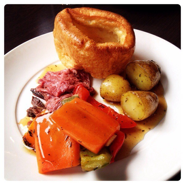Sunday Roast at Kitchin N1