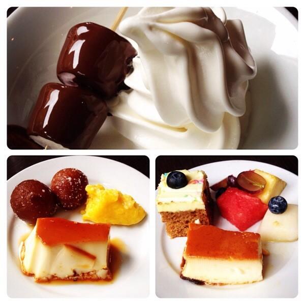 Dessert at Kitchin N1