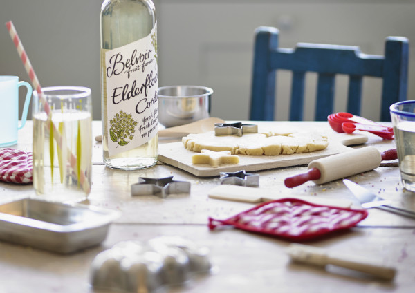 Belvoir Elderflower Baking Set Competition Prize