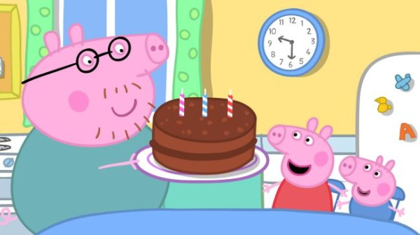 Happy 10th Birthday Peppa Pig!