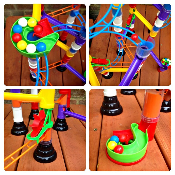 Quercetti Super Marble Run Parts