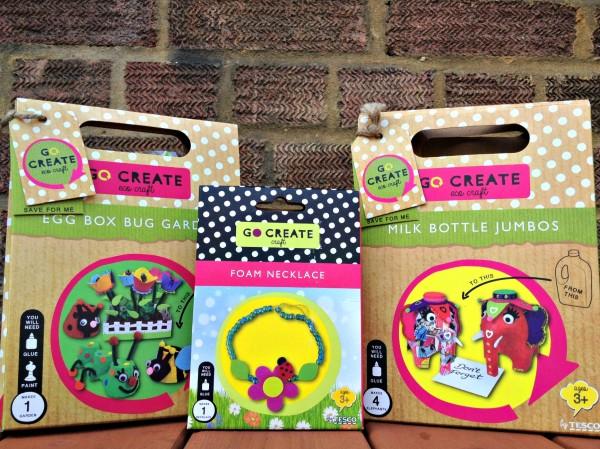 Go Create Eco Craft Sets