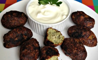 Greek Style Meatballs: Cypriot Keftedes Recipe