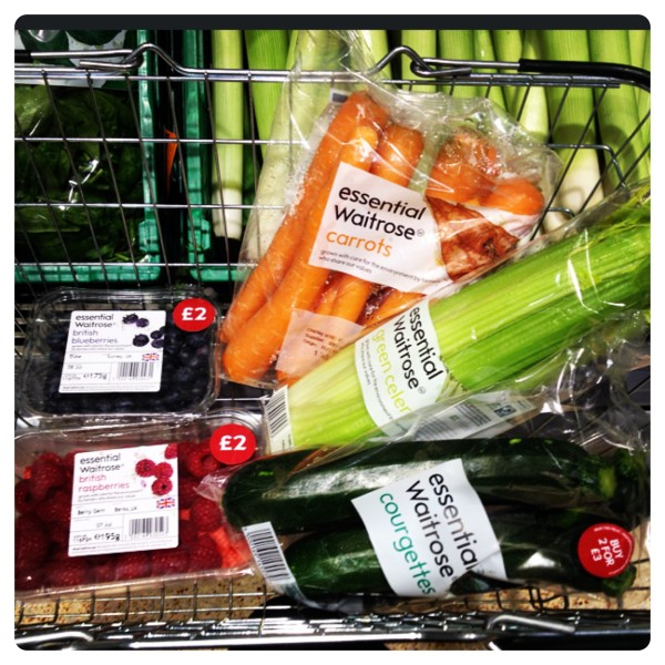 Waitrose Own Label Fruit and Vegetables