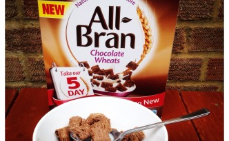 All-Bran Chocolate Wheats