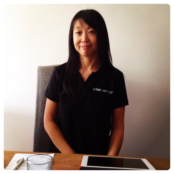 Urban Massage Therapist Yin