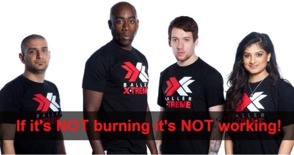 Baller Xtreme Logo