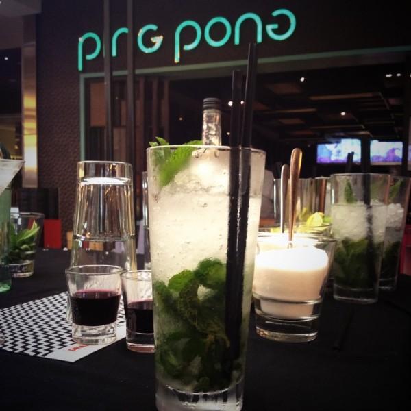 Cocktail Masterclass at Ping Pong Stratford