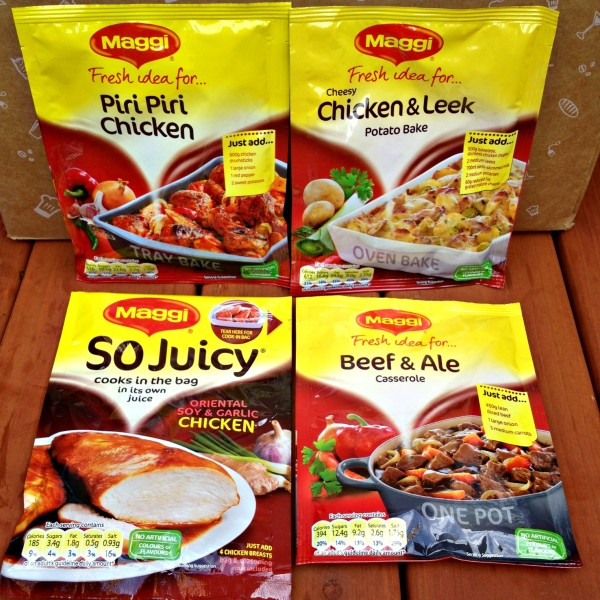Maggi Recipe Mix