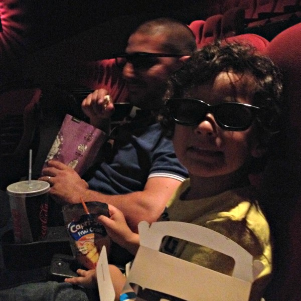Family Fun at Cinewiorld