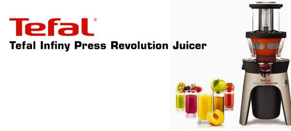 Tefal Infinity Press Juicer2