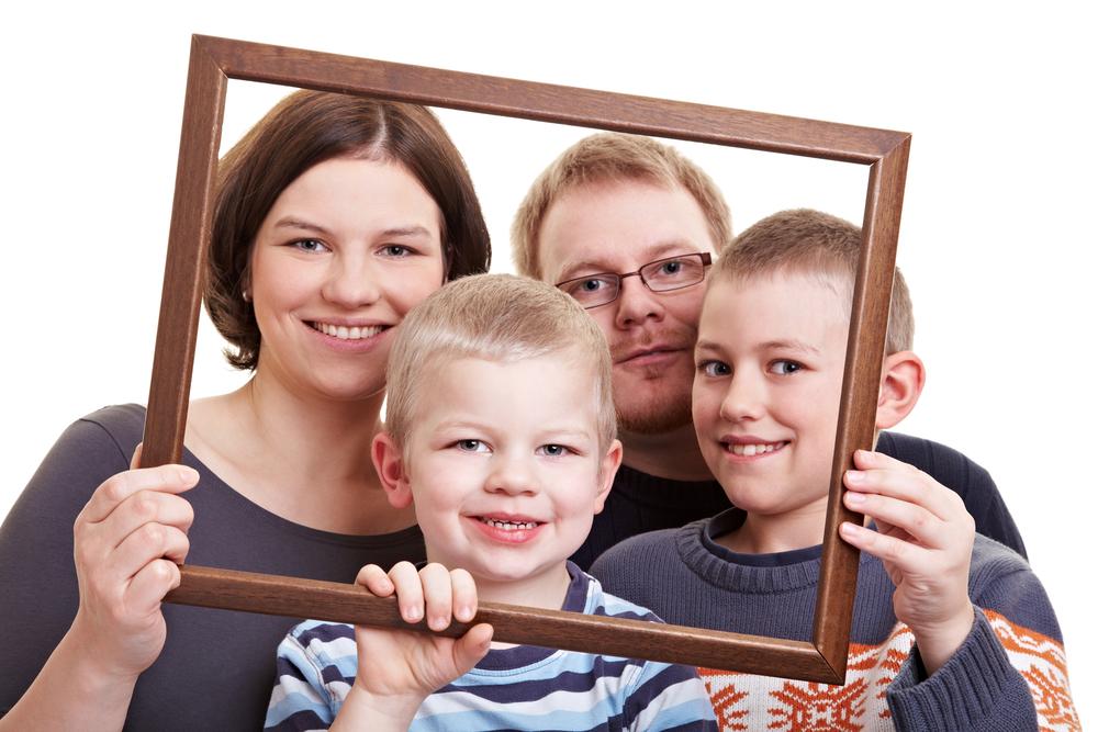 Семейное фото онлайн 93924 фотография
