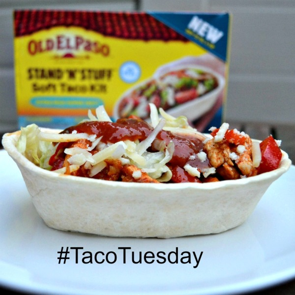 Tasty Mexican Tacoswith Old El Paso #TacoTuesday