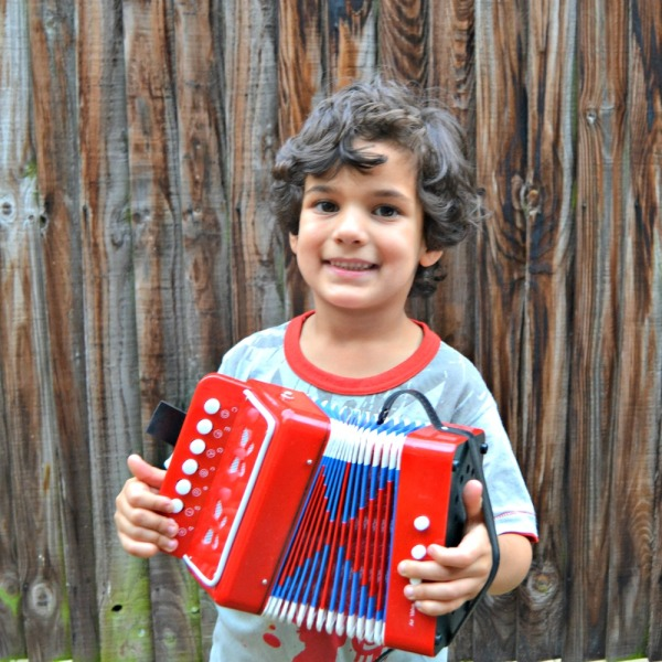 Vilac Accordion