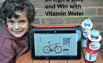 Learning to Ride a Bike and Win a Bike with Vitamin Water